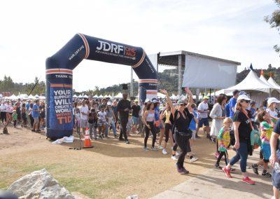 JDRF One Walk 2018