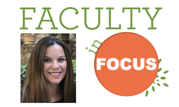 Faculty-in-Focus: Mrs. Vaisman