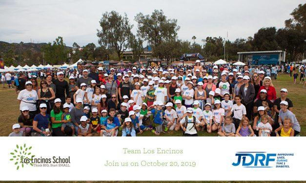 JDRF One Walk is October 20, 2019