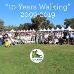 Alumni Walk the Talk