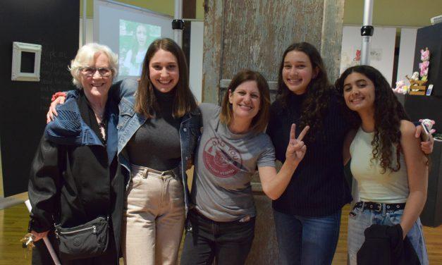Alumni Visit Art Show 2019