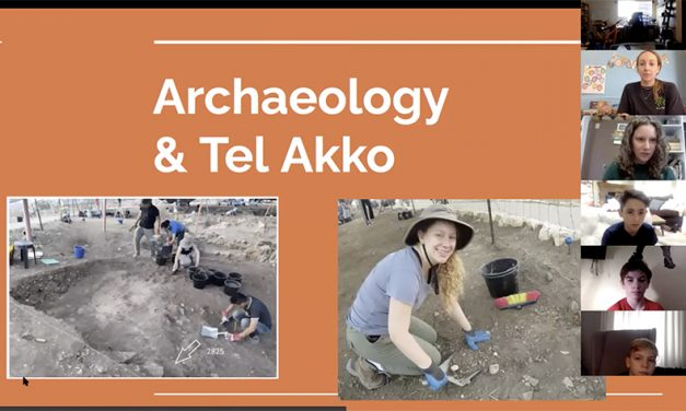 Alumni Archaeologist: Can You Dig it?