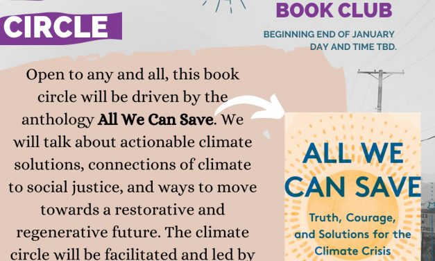 Climate Conversation Book Club