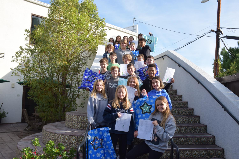 Photo: Holiday Workshop: 6th Grade