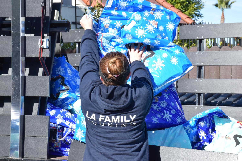 Photo: Holiday Workshop Pickup