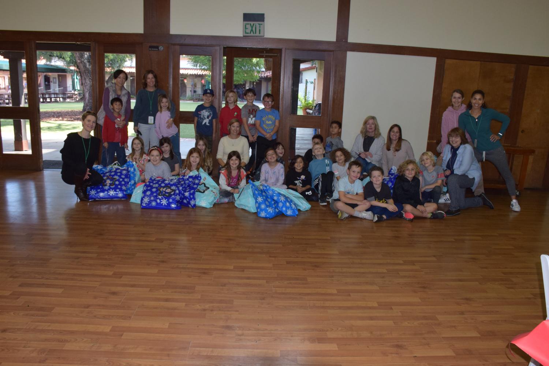 Photo: Holiday Workshop: 2nd Grade
