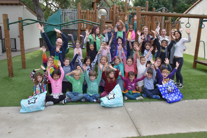 Photo: Holiday Workshop: 1st Grade