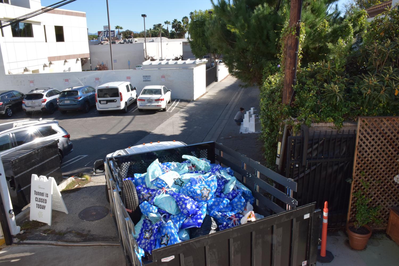 Photo: LA Family Housing Drives Away