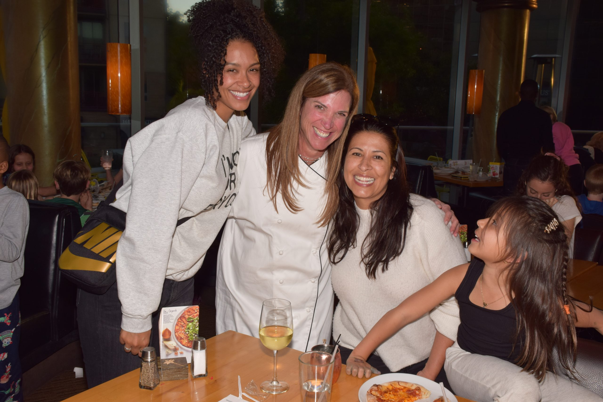 Photo: Dining for Dollars at CPK