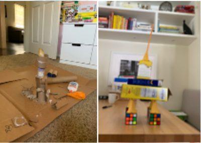 3rd Grade: Watts Tower Inspirations