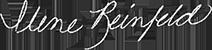 Ilene Reinfeld signature