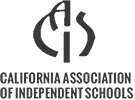 California Association of Independent Schools logo
