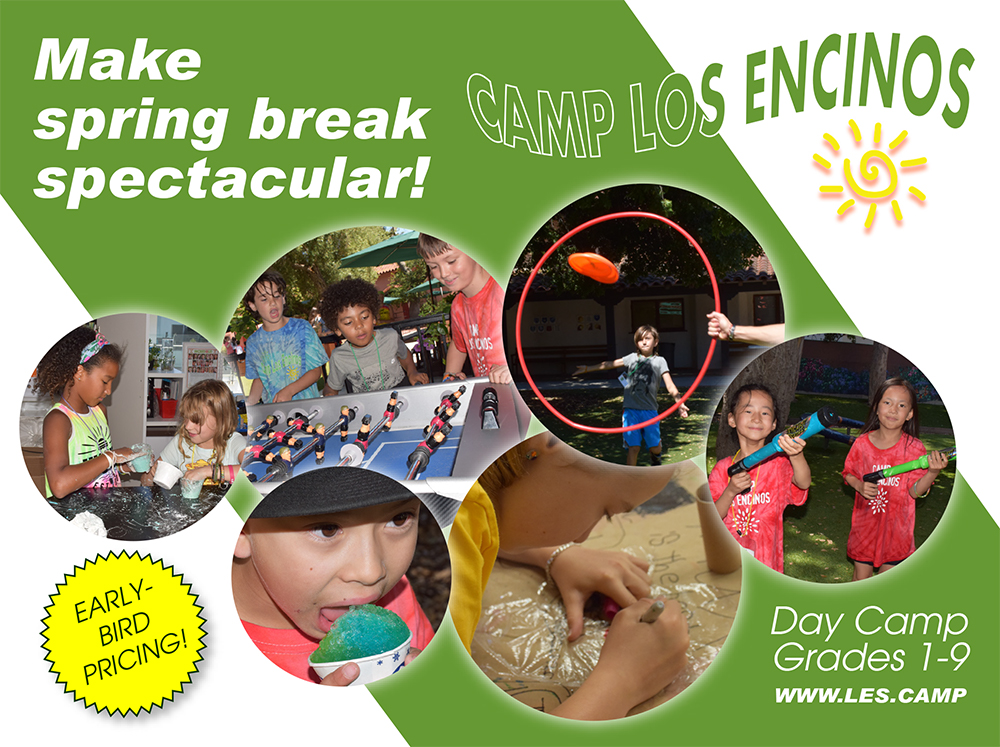 Spring Camp Los Encinos Photos