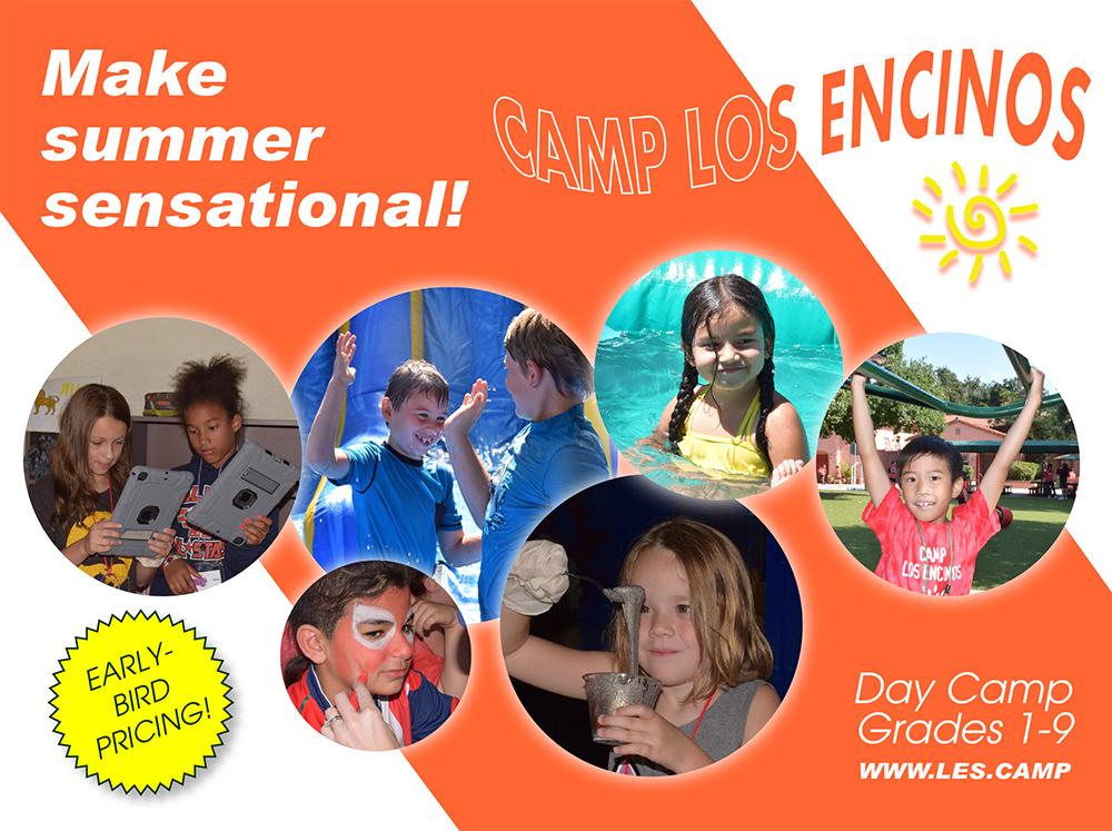 Summer Camp Los Encinos Photos
