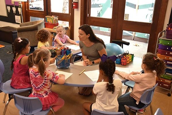 Kindergarten centers!