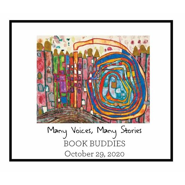 Book Buddies 2020 Logo