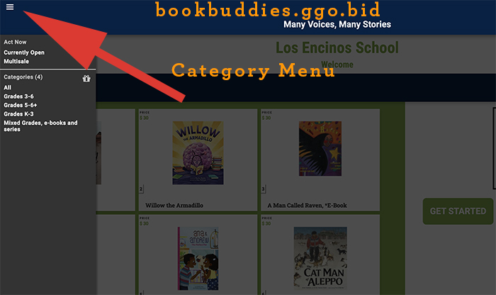 book buddies order instructions