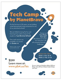 Click for PlanetBravo's flier